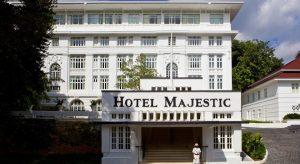هتل The Majestic Hotel Kuala Lumpur