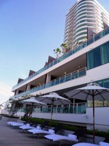 هتل Pan Pacific Serviced Suites