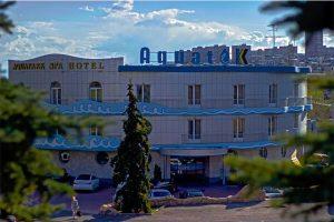 هتل Aquatek Resort and SPA