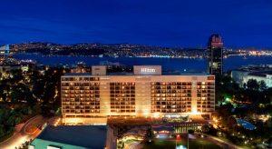 هتل Hilton Istanbul Bosphorus