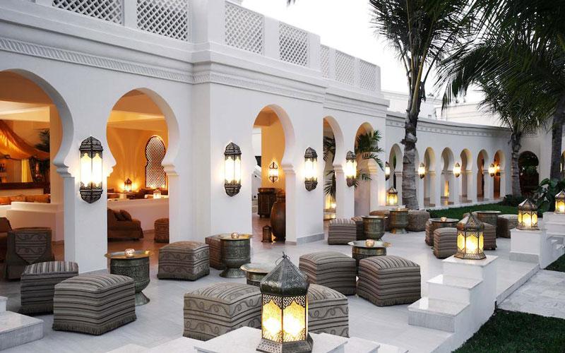هتل بارازا ریزورت اند اسپا (Baraza Resort and Spa) - تانزانیا