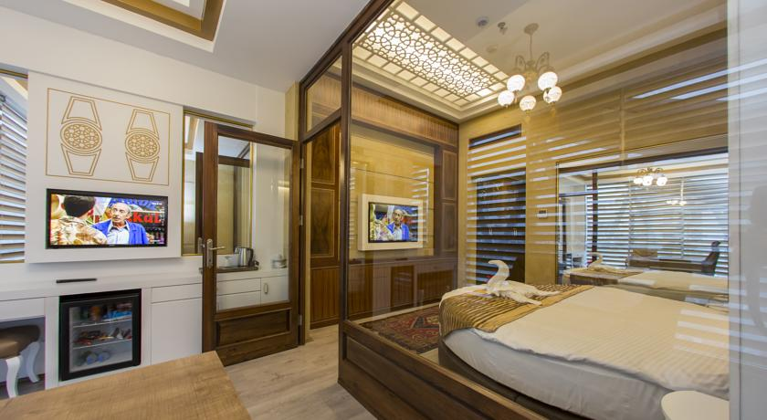 هتل Gherdan Gold