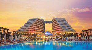 هتل Miracle resort