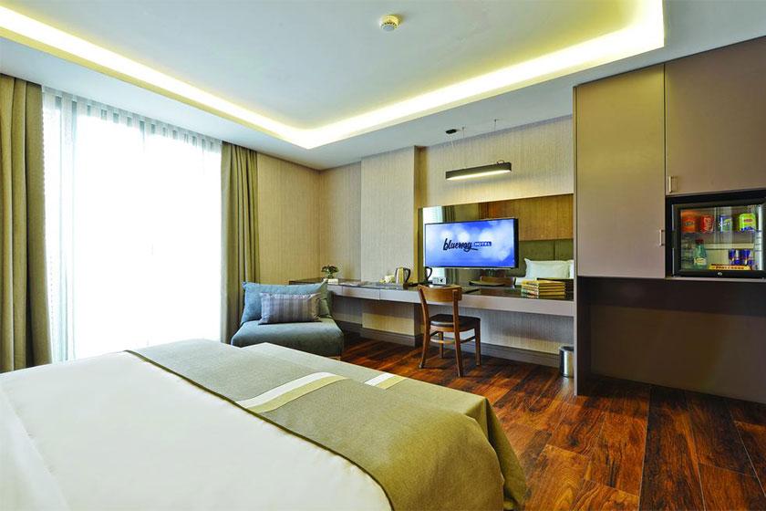 هتل Blueway Hotel City