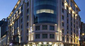 هتل Radisson Blu Hotel, Istanbul Sisli