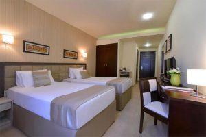 هتل Minotel Barsam Suites