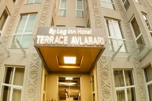 هتل Terrace Avlabari Hotel By Log Inn