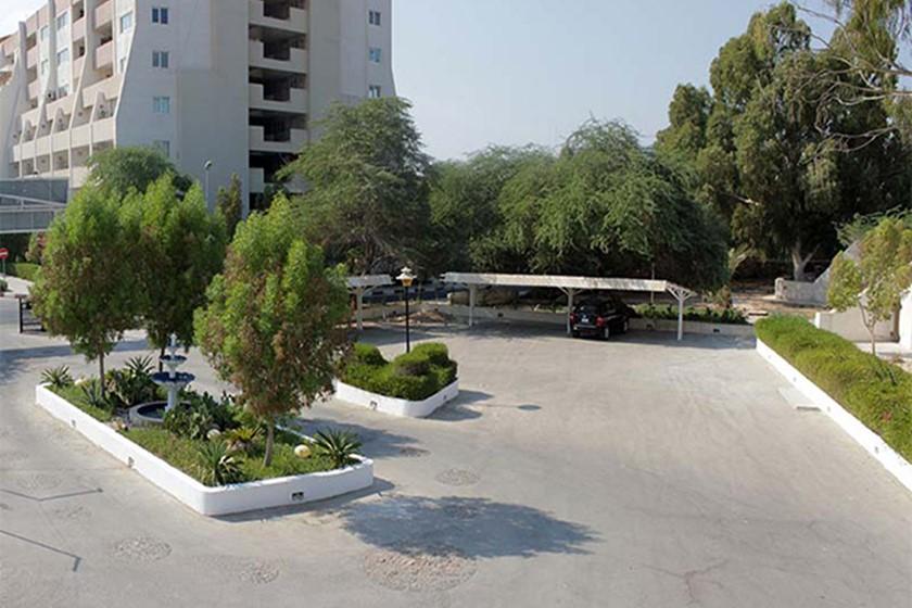 هتل سورینت تاپ رز