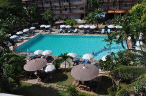 هتل Basaya Beach Hotel & Resort