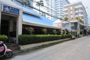 هتل The New Eurostar Jomtien Beach Hotel