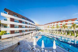 هتل Grand Park Bodrum