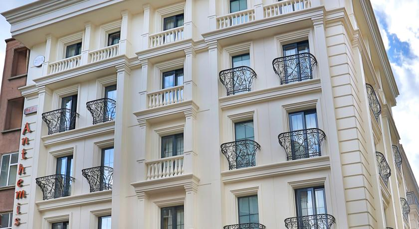 هتل Anthemis Hotel