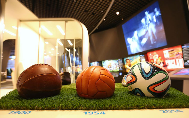 موزه فوتبال جهانی فیفا (Fifa World Football Museum)