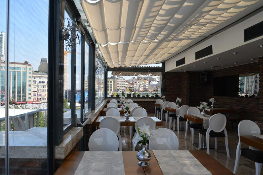 هتل Taksim Line
