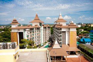 هتل Crystal Palace Pattaya