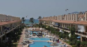 هتل Sunset Beach Villas and Apartments