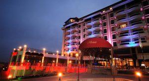 هتل Hotel Monec