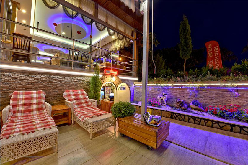 هتل Kleopatra Melissa