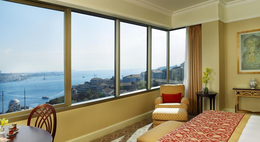 هتل The Ritz Carlton, Istanbul at the Bosphorus