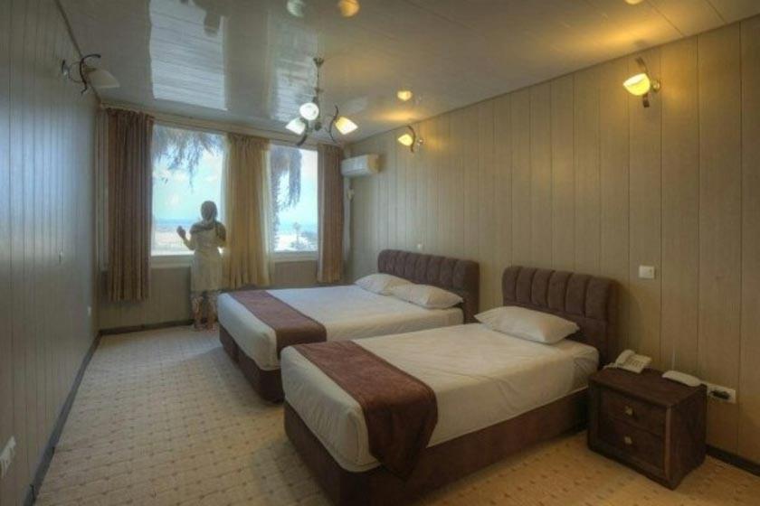 هتل ژئو پارک