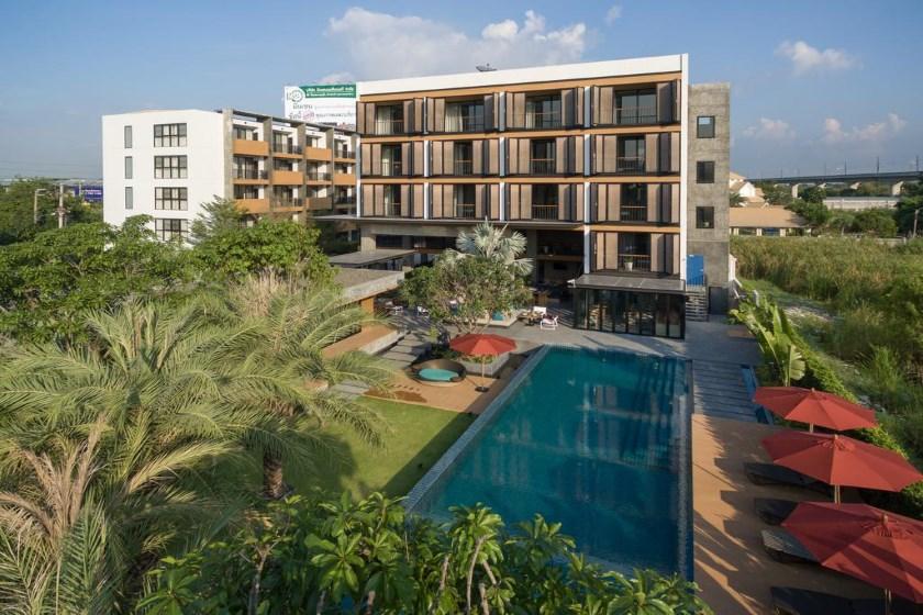 هتل The Silver Palm Rama 9 Bangkok