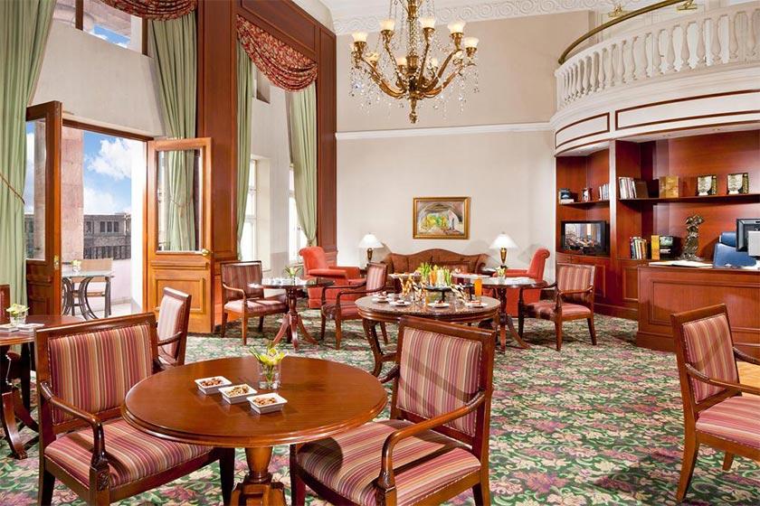 هتل Marriott Armenia Hotel Yerevan