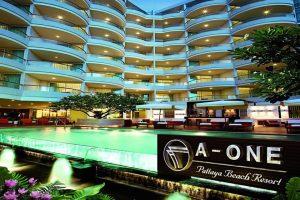 هتل A One Pattaya Beach Resort