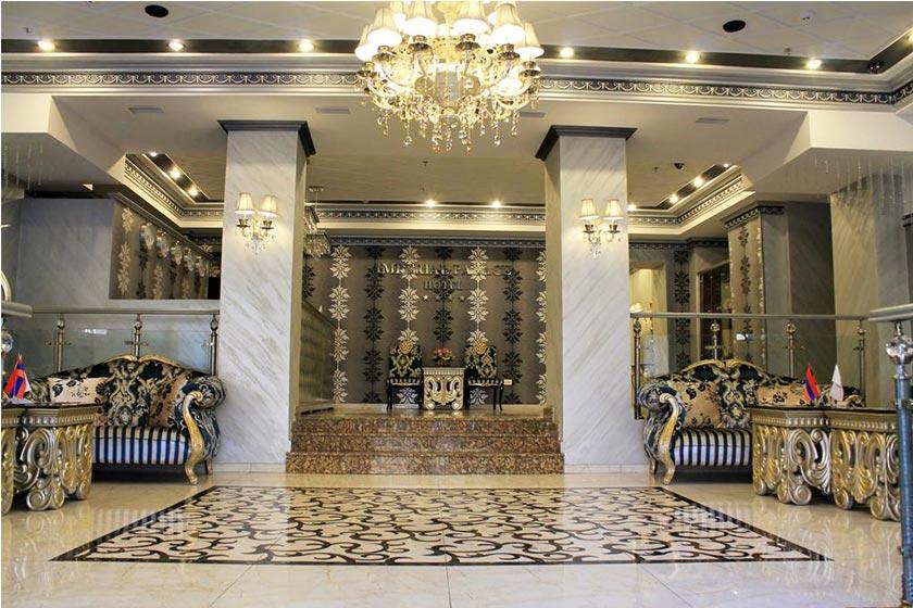 هتل Imperial Palace Hotel Yerevan