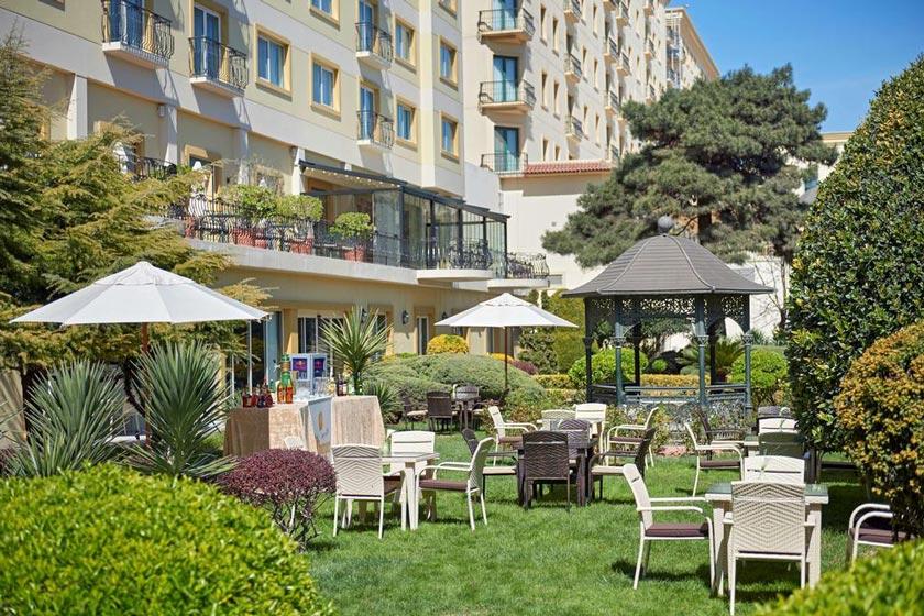 هتل Hyatt Regency Baku