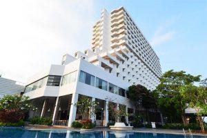 هتل Welcome Jomtien Beach Hotel