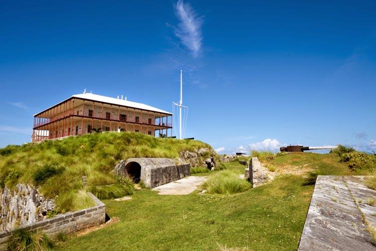 موزه دریایی برمودا