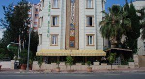 هتل Nasa Flora Hotel