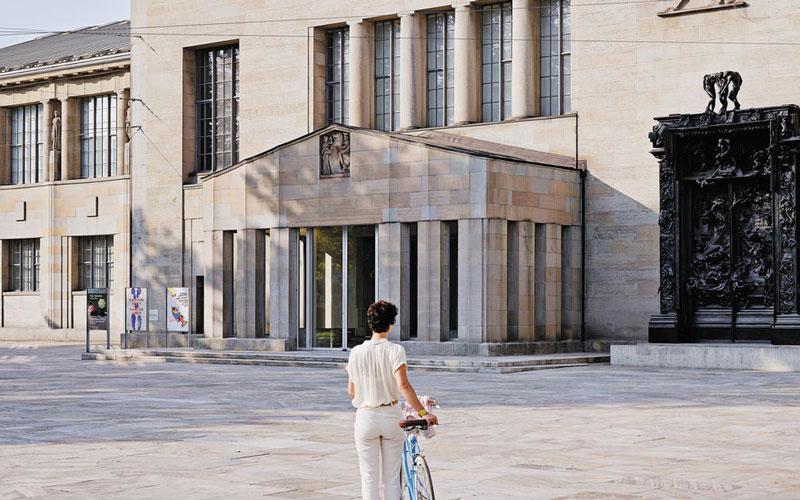 موزه هنرهای زیبا زوریخ (Kunsthaus Zurich)