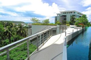 هتل The Ark Karon 1 bedroom Apartment Sea View