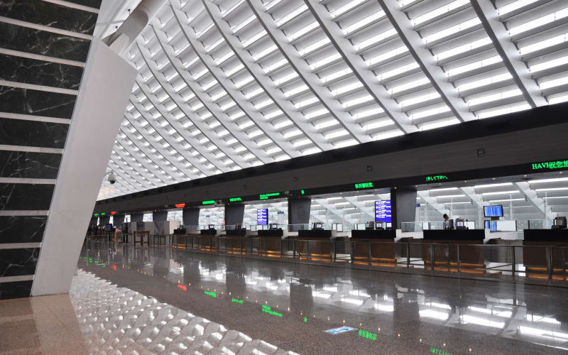 فرودگاه بینالمللی تائویوان تایوان