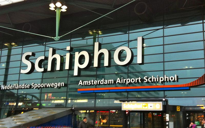 فرودگاه اسپیلف آمستردام