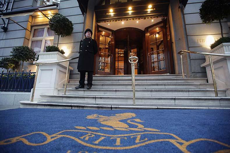 هتلهای ریتز کارلتون