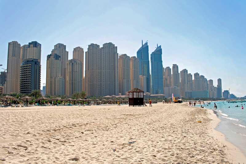ساحل جمیرا (Jumeirah Beach)