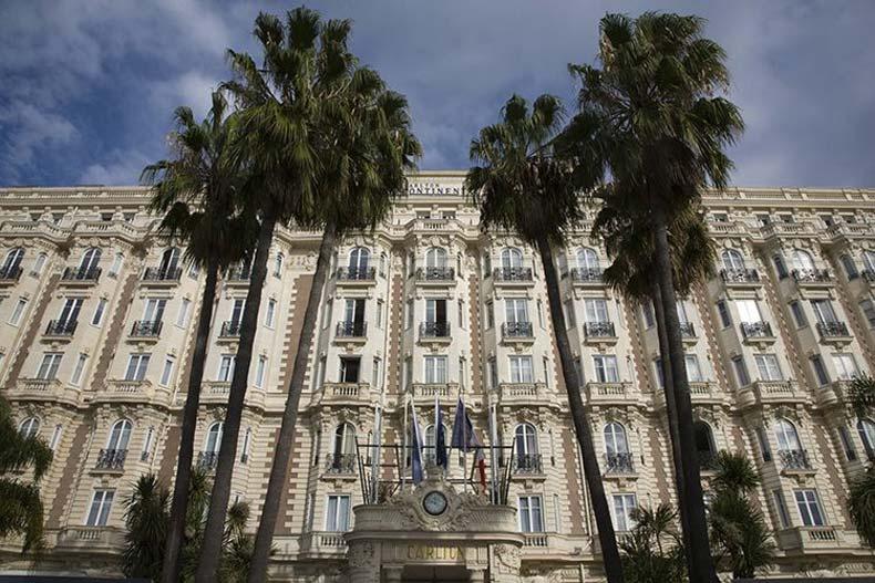 هتلها و اقامتگاههای اینترکانتینتال