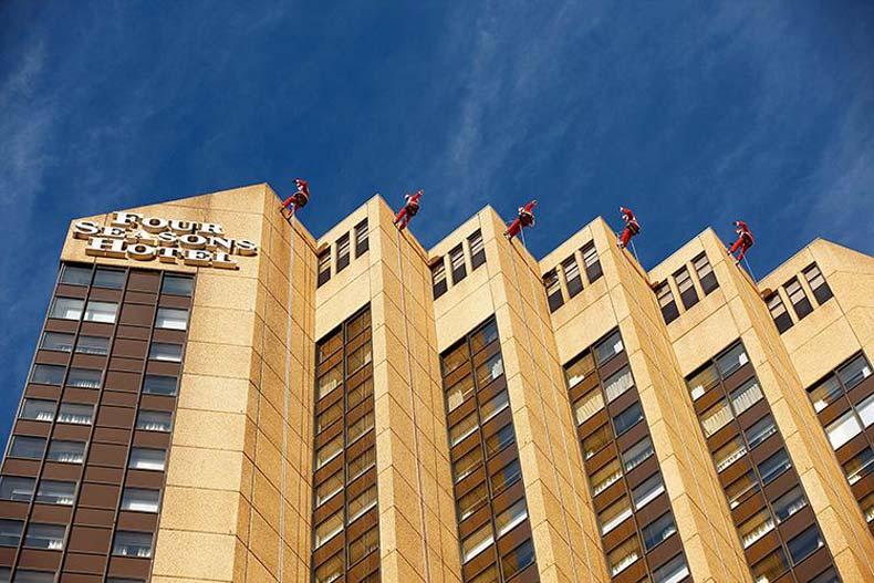 هتلها و اقامتگاههای فور سیزن (چهار فصل)