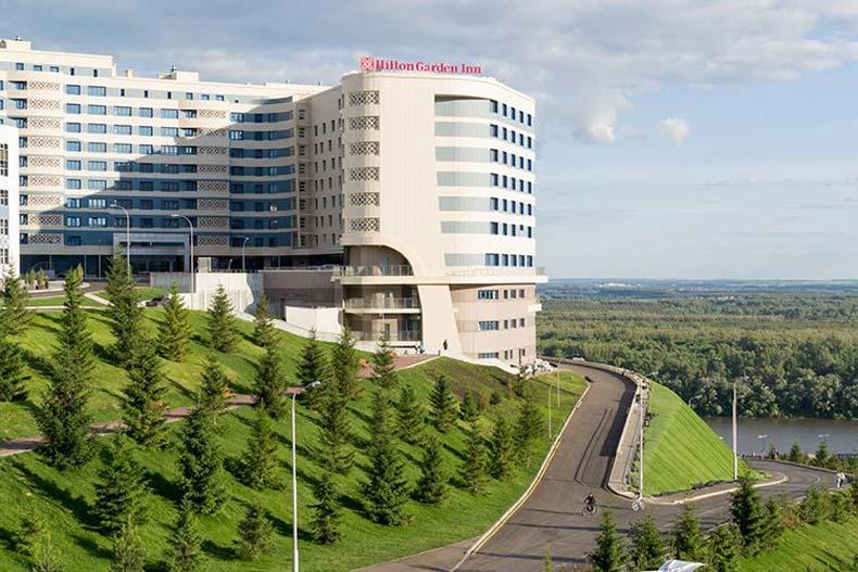 هتلهای زنجیرهای هیلتون