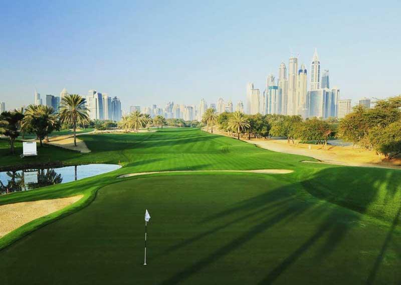 باشگاه گلف امارات (Emirate Gulf Club)