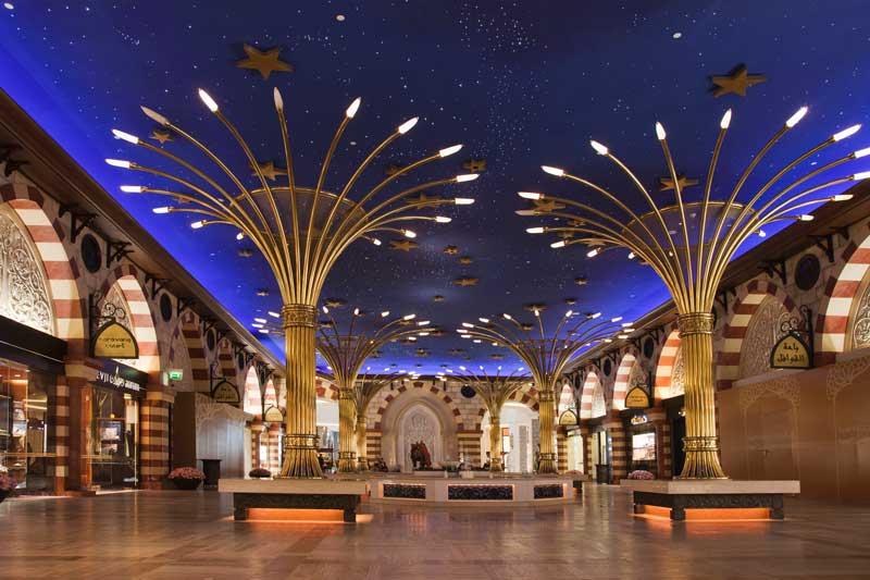 دبی مال (Dubai Mall)