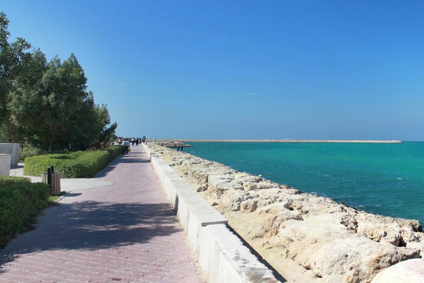 ساحل قدیمی کیش