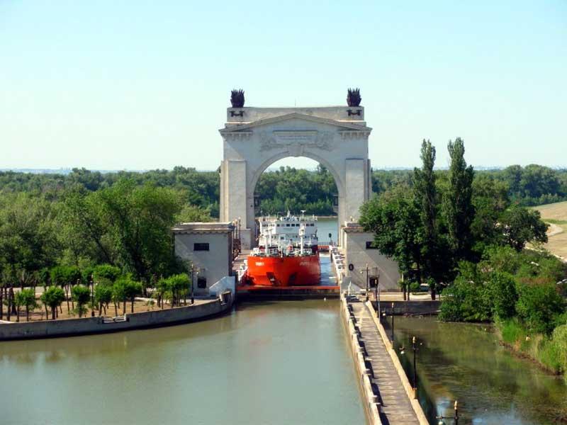 کانال ولگا دن (Volga Don Canal)