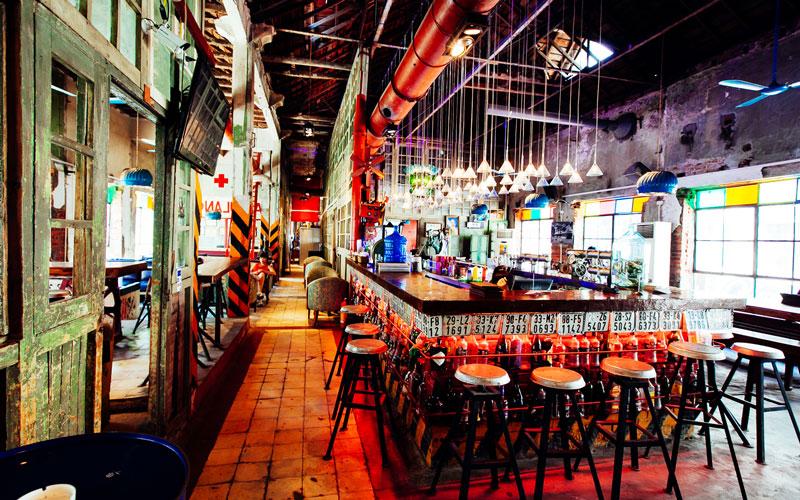 رستوران باربتا ریپابلیک (Barbetta Republic)