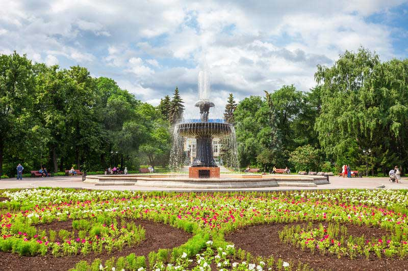 باغ کشاورزی یکاترینبورگ (Yekaterinburg's Arboretum)