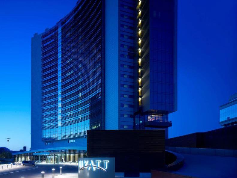 هتل حیات رجنسی یکاترینبورگ (Hyatt Regency Ekaterinburg)