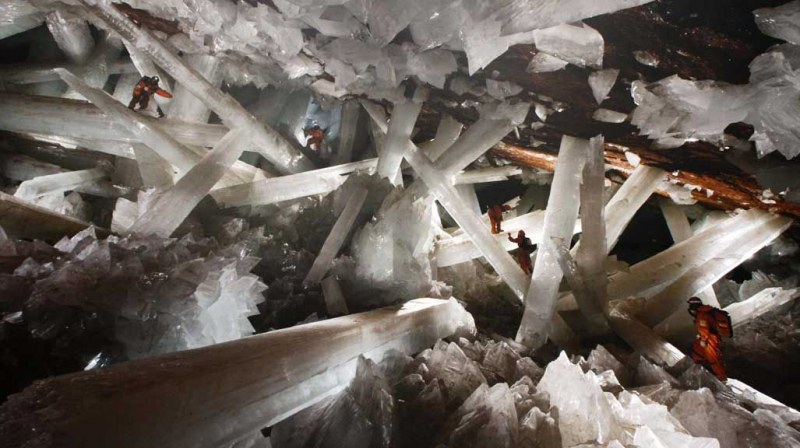 غار بلورهای مکزیک