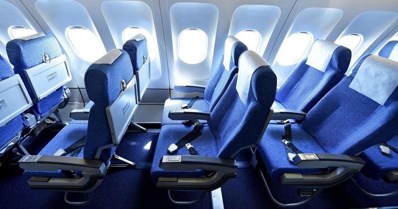 طراحی کابین هواپیما
